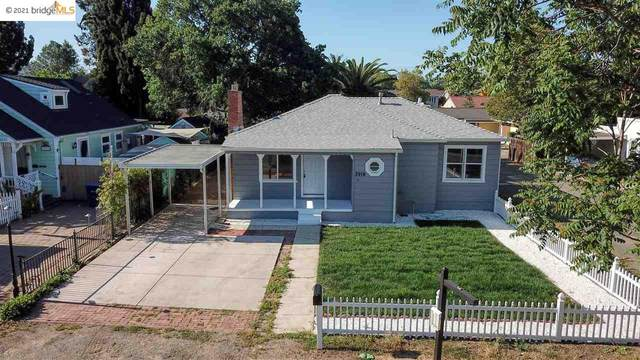 2918 Euclid Ave, Concord, CA 94519 (#40948742) :: Blue Line Property Group
