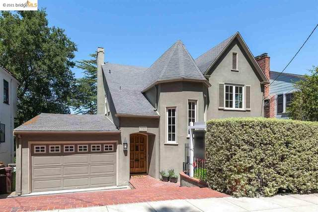 701 Carlston Ave, Oakland, CA 94610 (#40948762) :: Blue Line Property Group