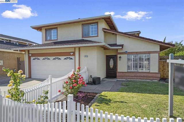 4982 Seneca Park Loop, Fremont, CA 94538 (#40948769) :: Blue Line Property Group