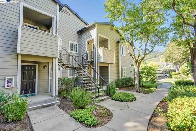 510 Canyon Oaks Dr E, Oakland, CA 94605 (#40948771) :: The Grubb Company