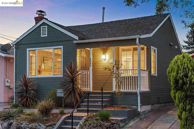 4045 Fullington St, Oakland, CA 94619 (#40948796) :: Blue Line Property Group