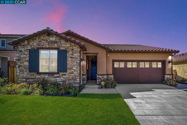 5513 Mountain Ridge Way, Antioch, CA 94531 (#40948804) :: Blue Line Property Group