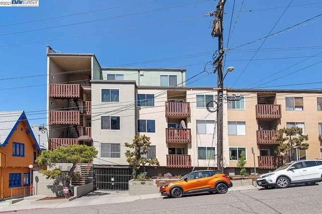 233 Orange St #101, Oakland, CA 94610 (#40948807) :: Blue Line Property Group