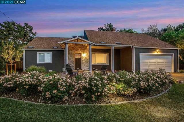 31 Kingston Pl, Walnut Creek, CA 94597 (#40948813) :: Blue Line Property Group