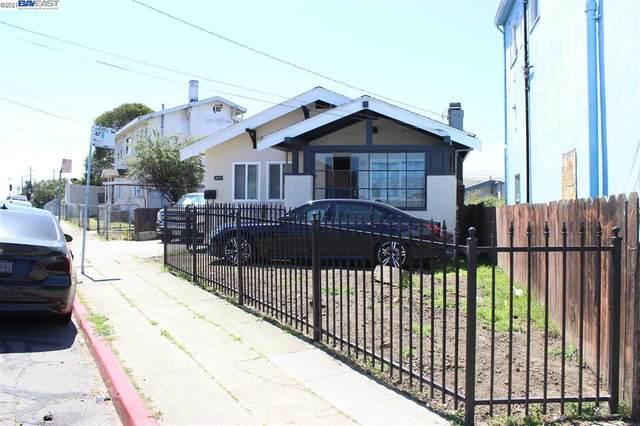 5437 Trask St, Oakland, CA 94601 (#40948815) :: Blue Line Property Group