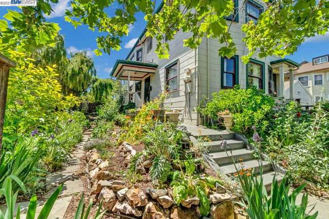 1117 16th St, Oakland, CA 94607 (#40948827) :: Blue Line Property Group