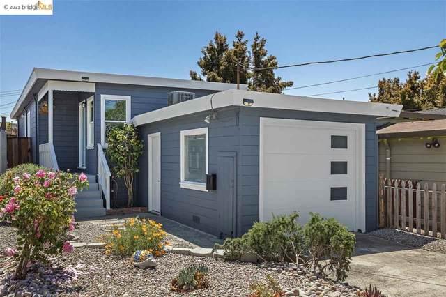 5126 Prather Ave, Richmond, CA 94805 (#40948828) :: The Grubb Company