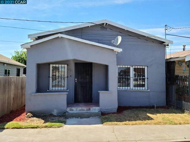 1731 W Fred Jackson, Richmond, CA 94801 (#40948829) :: The Lucas Group