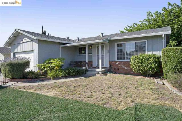 1229 Mission Dr, Antioch, CA 94509 (#40948833) :: Blue Line Property Group