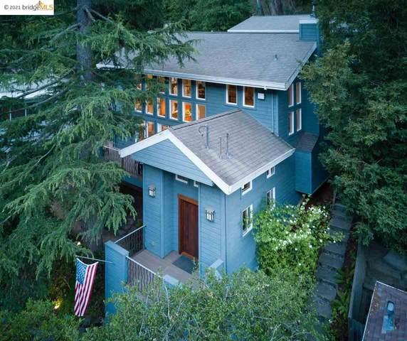 6435 Pinehaven Rd, Oakland, CA 94611 (#40948837) :: Blue Line Property Group