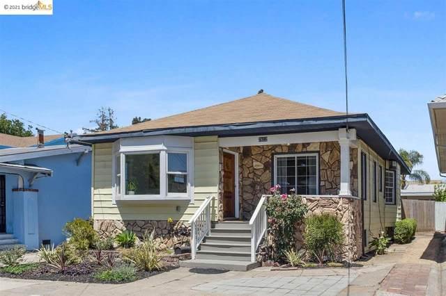 2612 School St, Oakland, CA 94602 (#40948842) :: Blue Line Property Group
