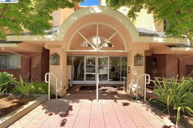 22530 3rd St #209, Hayward, CA 94541 (#40948844) :: The Grubb Company