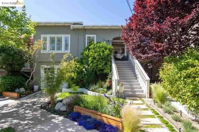 85 Ronada Ave, Piedmont, CA 94611 (#40948880) :: The Grubb Company