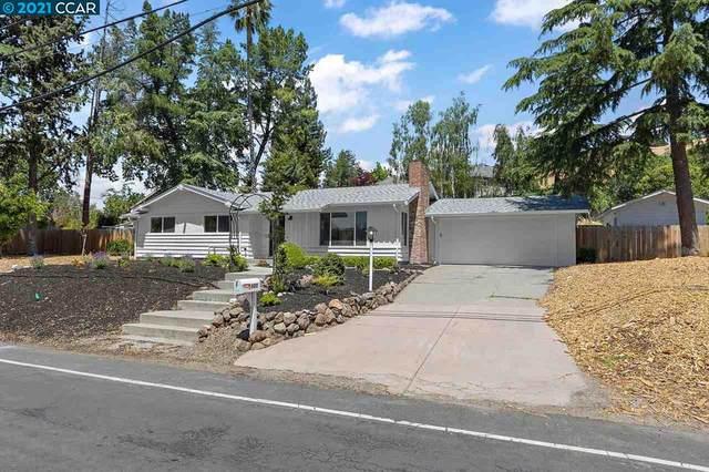 400 Marshall Dr, Walnut Creek, CA 94598 (#40948888) :: The Grubb Company