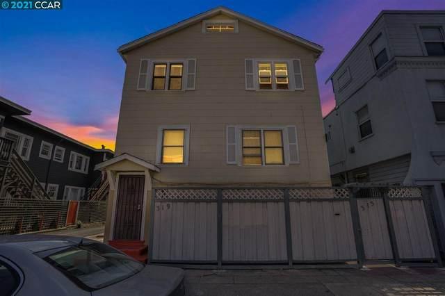 315 E 15Th St, Oakland, CA 94606 (#40948896) :: MPT Property
