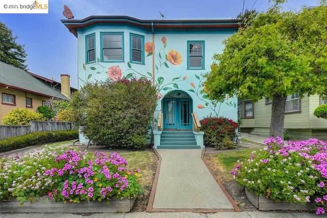 1919 Parker St, Berkeley, CA 94704 (#40948923) :: The Venema Homes Team