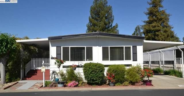 3231 Vineyard Ave., #113 #113, Pleasanton, CA 94566 (#40948931) :: The Venema Homes Team