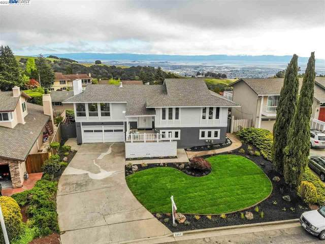 3257 Waterview Ct, Hayward, CA 94542 (#40948936) :: The Grubb Company