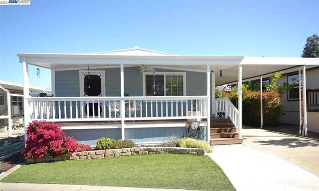 3263 Vineyard Ave., #89 #89, Pleasanton, CA 94566 (#40948940) :: Blue Line Property Group