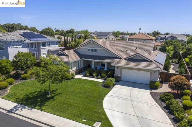 2254 Sugarloaf Ct., Brentwood, CA 94513 (#40948969) :: The Grubb Company