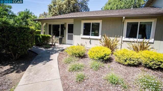 70 Fountainhead Ct, Martinez, CA 94553 (#40948976) :: The Grubb Company