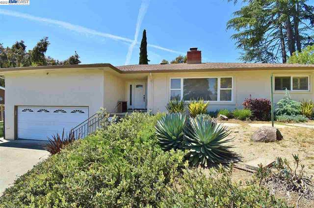 4312 Seven Hills Rd, Castro Valley, CA 94546 (#40948985) :: The Grubb Company