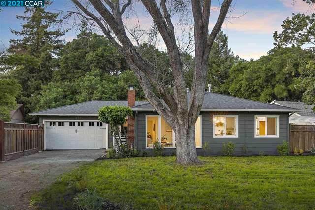 1790 Magnolia Way, Walnut Creek, CA 94595 (#40948987) :: The Grubb Company