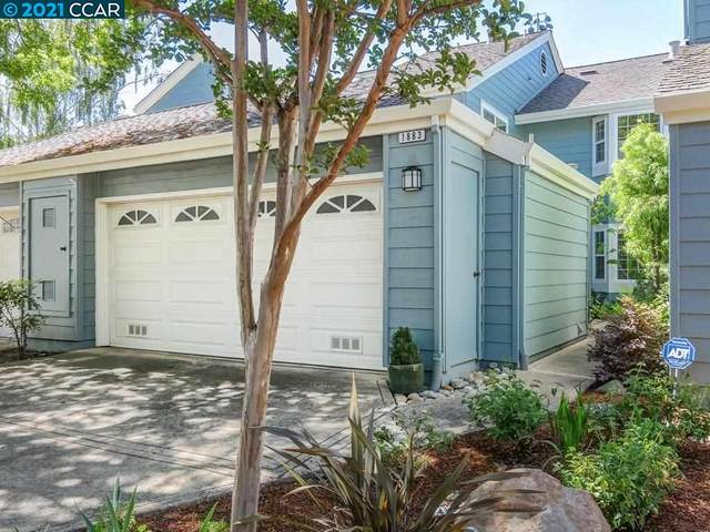1883 Stratton Cir, Walnut Creek, CA 94598 (#40948988) :: The Grubb Company