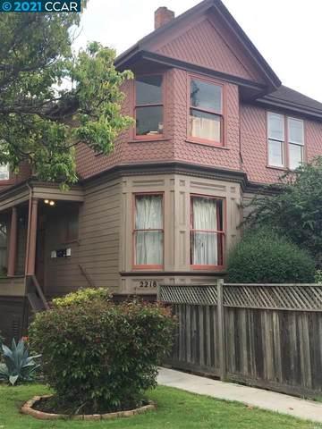 2218 Ashby Avenue, Berkeley, CA 94705 (#40948993) :: The Venema Homes Team