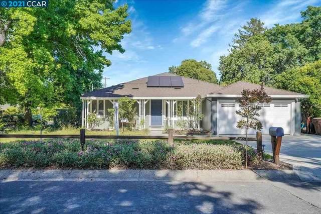295 Keats Cir, Pleasant Hill, CA 94523 (#40948999) :: Realty World Property Network