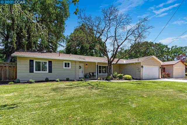 2980 Brookdale Ct, Concord, CA 94518 (#40949000) :: The Grubb Company