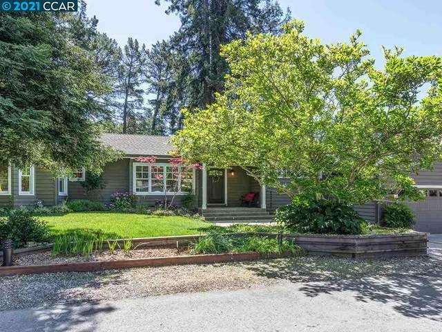 23 Woodland Rd, Orinda, CA 94563 (#40949023) :: The Grubb Company
