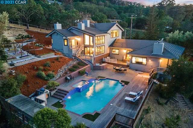 500 Las Lomas Way, Walnut Creek, CA 94598 (#40949063) :: Blue Line Property Group