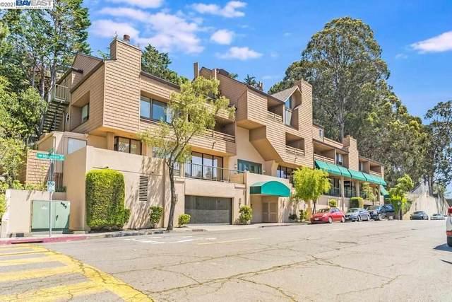 1900 Mountain Blvd #9 #9, Oakland, CA 94611 (#40949083) :: The Grubb Company
