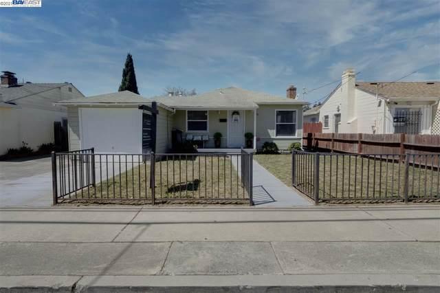 22815 Myrtle St, Hayward, CA 94541 (#40949115) :: The Grubb Company