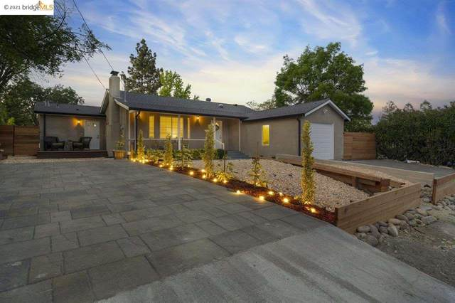 316 S 3rd Avenue, Pleasant Hill, CA 94523 (#40949137) :: Realty World Property Network