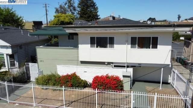 2815 West St, Oakland, CA 94608 (#40949144) :: Real Estate Experts