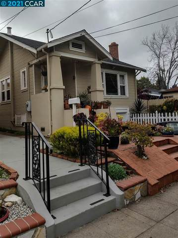 3112 60Th Ave, Oakland, CA 94605 (#40949148) :: The Venema Homes Team