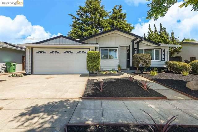 25164 Lindenwood Way, Hayward, CA 94545 (#40949157) :: The Grubb Company