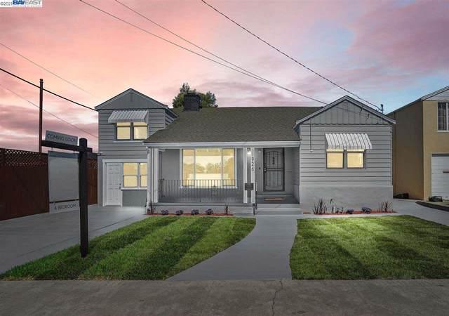926 Rose St, Hayward, CA 94541 (#40949165) :: The Grubb Company
