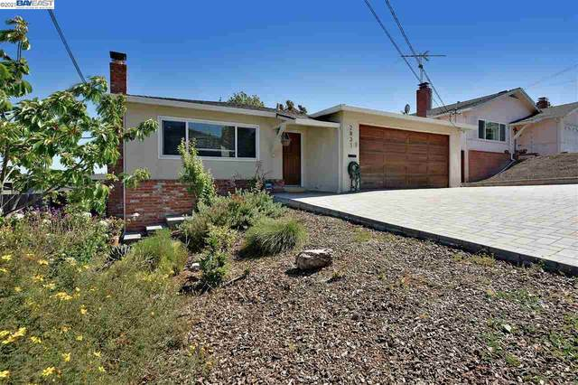 2831 Chloe Ct, Castro Valley, CA 94546 (#40949175) :: The Grubb Company