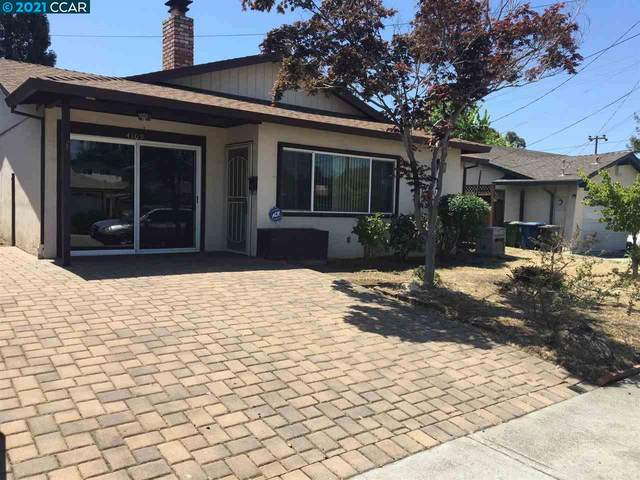 4109 David St, Castro Valley, CA 94546 (#40949231) :: The Grubb Company