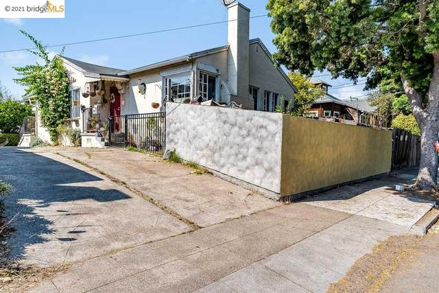 5947 Shattuck Ave, Oakland, CA 94609 (#40949276) :: The Lucas Group