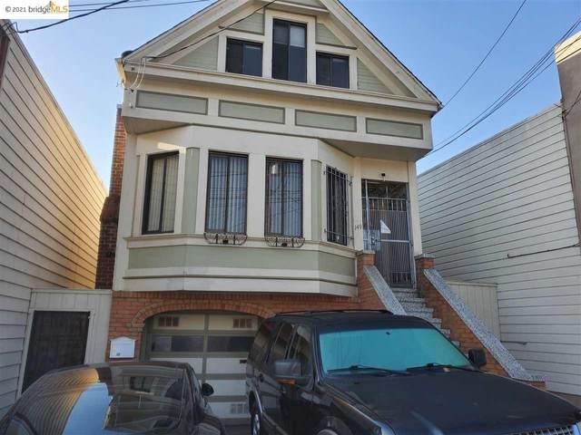 149 Arleta, San Francisco, CA 94134 (#40949282) :: MPT Property