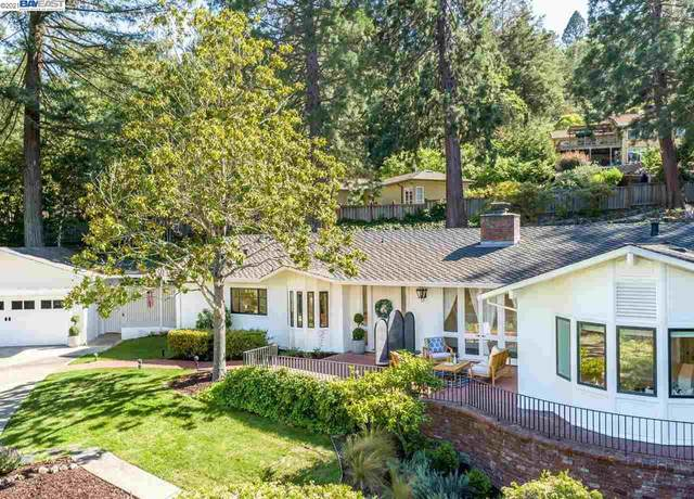 30 Crest Rd, Lafayette, CA 94549 (#40949318) :: Realty World Property Network