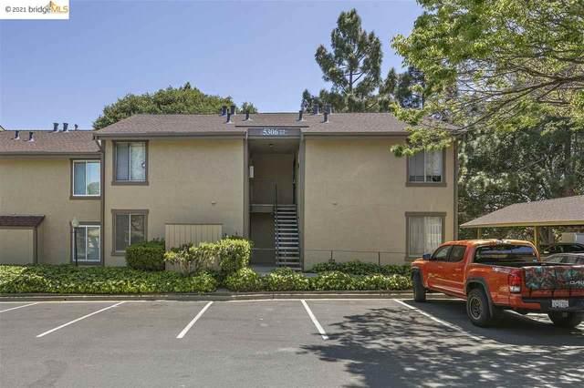 5306 Ridgeview Cir #5, El Sobrante, CA 94803 (#40949379) :: The Venema Homes Team