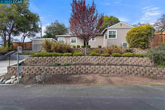 1061 Orchard Rd, Lafayette, CA 94549 (#40949420) :: Realty World Property Network