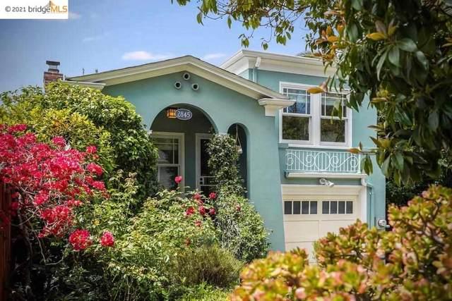2845 School, Oakland, CA 94602 (#40949436) :: Blue Line Property Group