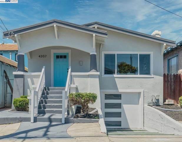 4307 Market St, Oakland, CA 94608 (#40949456) :: MPT Property