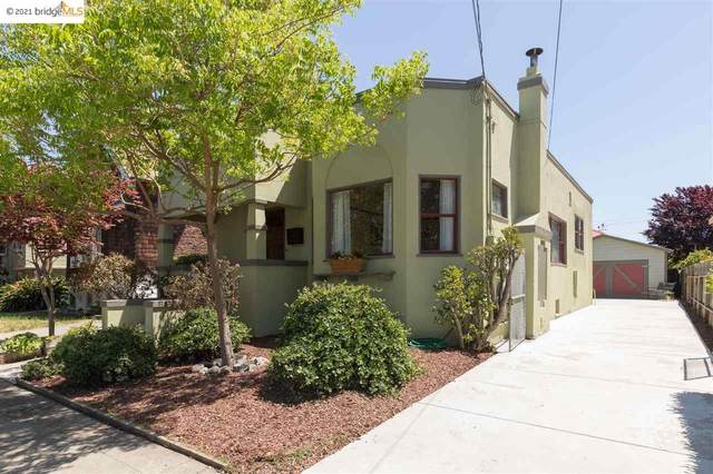 883 57Th St, Oakland, CA 94608 (#40949457) :: The Lucas Group